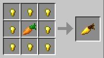 Золотая морковка