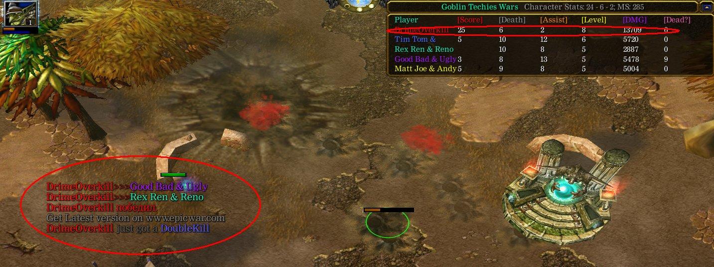 Goblin Techies Wars 759aea37a6ba2f8b6336139943600ca5