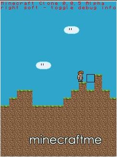 скачать игру 2D Minecraft бесплатно