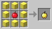 яблоко зачарованное